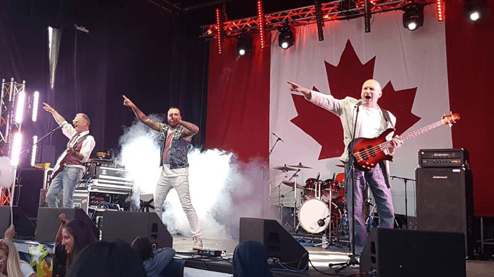 Canada Day at Diefenbaker Park - Image