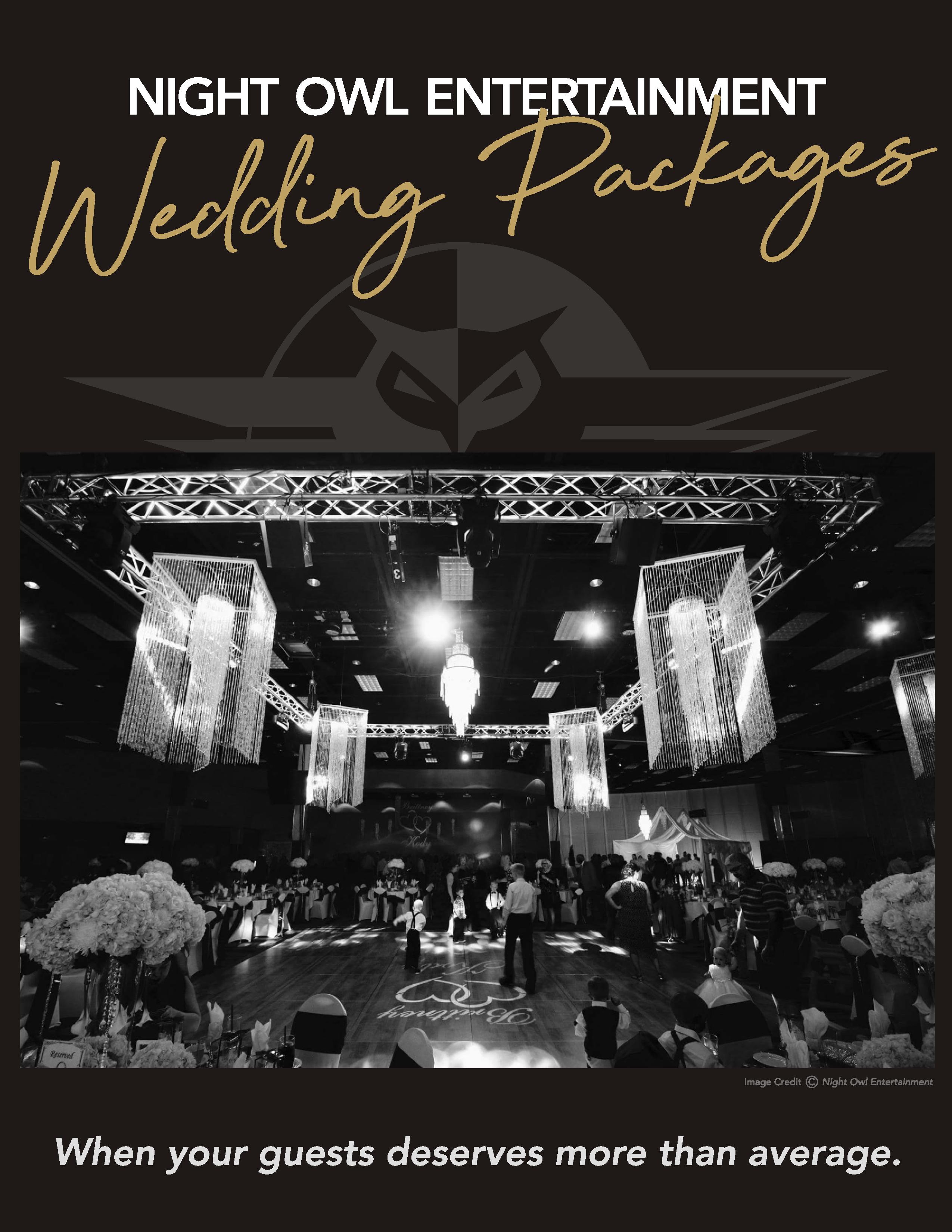 Wedding Packages - Image